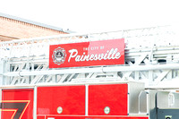 Painesville City New Ladder Truck